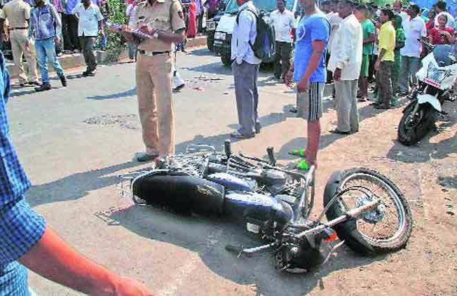 Accident: Bike rider death
